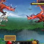 jeu chevalier du dragon