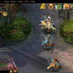 jeu rpg chevalier du dragon en ligne