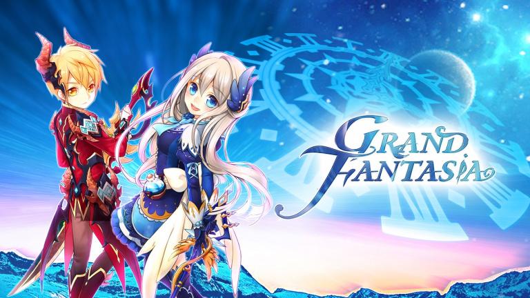 mmorpg grand fantasia